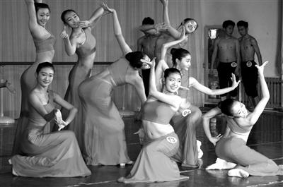 宁夏艺术职业学院舞蹈专业学生好吃香